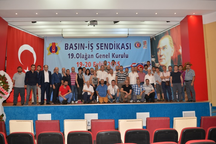 BASIN-İŞ SENDİKASI 19. OLAĞAN GENEL KURULU
