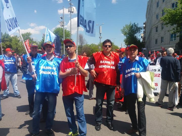 2016 1 Mayıs Ankara - Kolej Meydanı