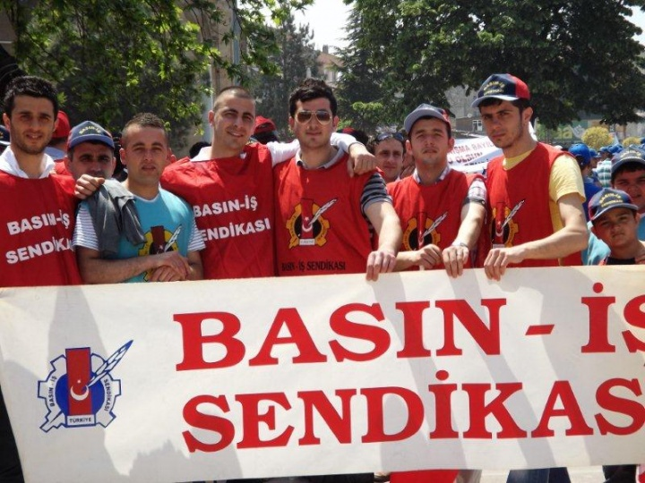 2012  / 1 Mayıs Düzce Altınpak Meydanı