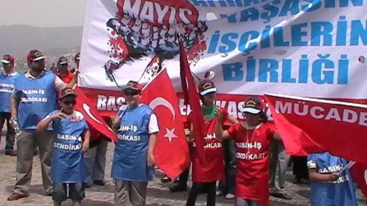 2012  / 1 Mayıs İzmir Gündoğdu Meydanı