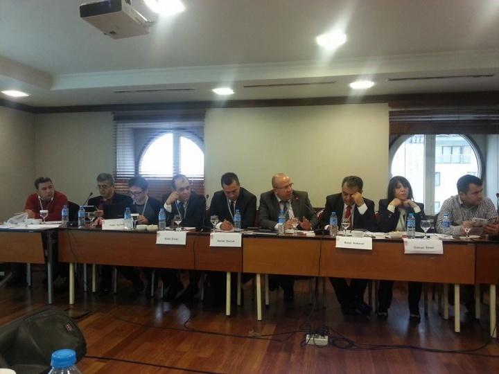 UNI Örgütlenme Stratejileri Toplantısı
