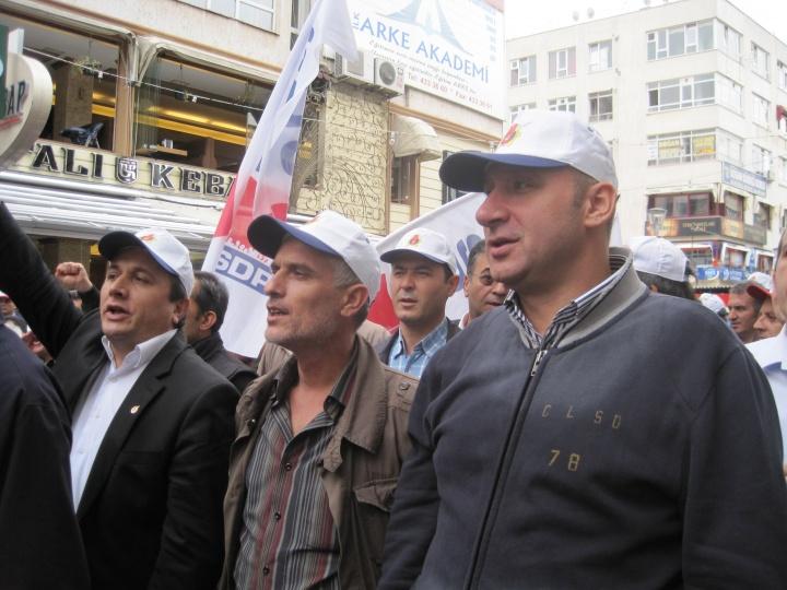 2012 / 6356 Sayılı Yasa Protestosu