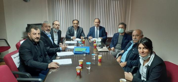 Karayolları Genel Müdürlüğü Matbaası 27. Dönem Toplu İş Sözleşmesi İmzalandı...