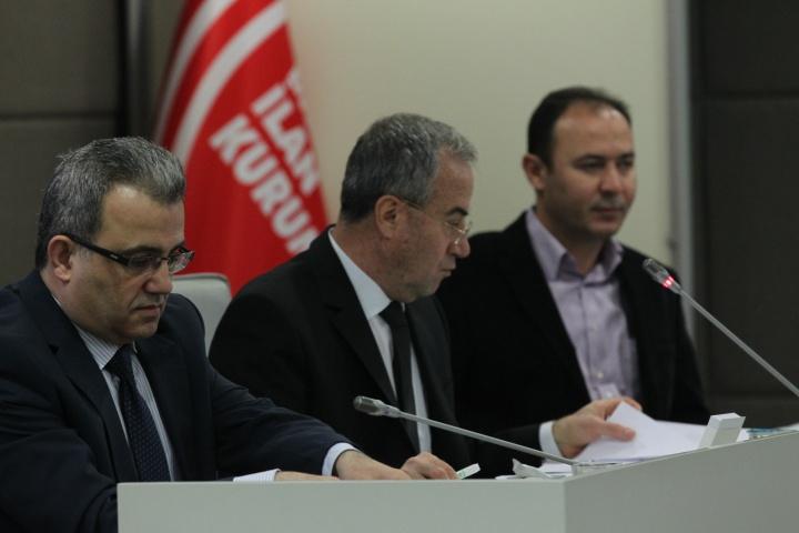 Basın İlan Kurumu İstanbul'da Toplandı