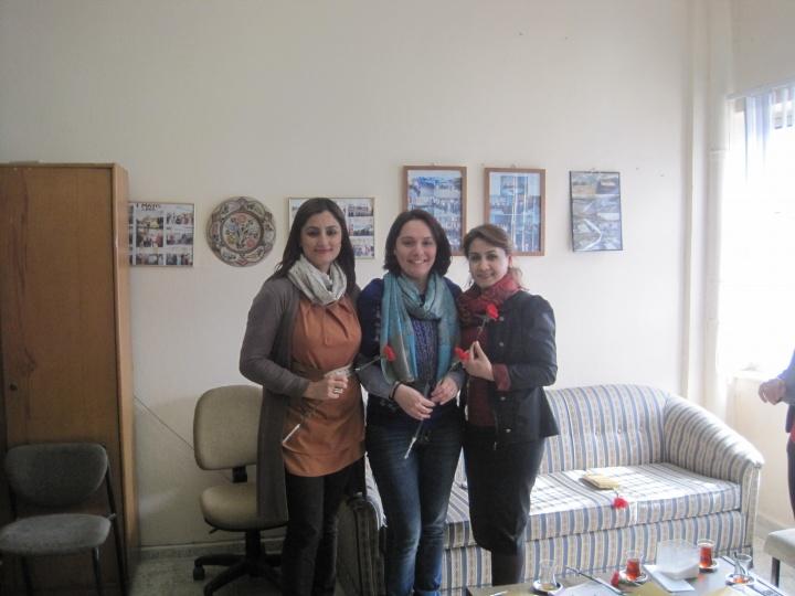 Ankara ve Düzce'de 8 Mart Emekçi Kadınlar Günü