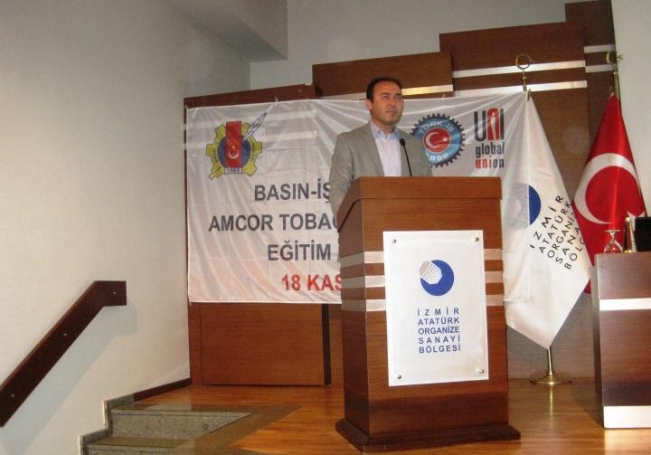 Amcor Tobacco'da İlk İşyeri Eğitimi Gerçekleştirildi ...